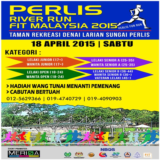 Perlis River Run 2015