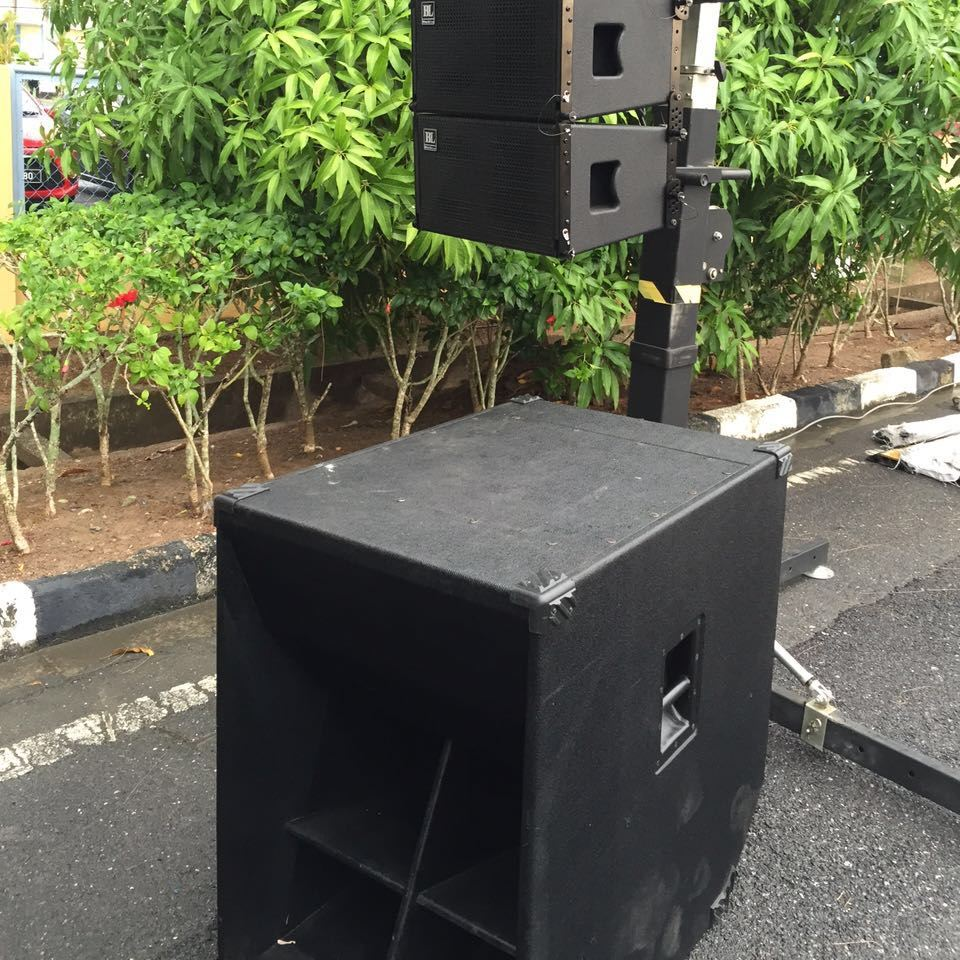 Public Address (PA) System