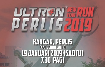 Ultron Perlis New Year Run 2019